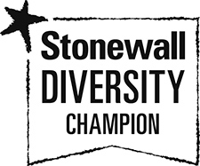 visit Stonewall website to find out about the Diversity Champion programme