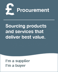 find out about our Procurement department